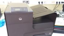 Pruebas de Impresion HP Officejet Pro X451dw