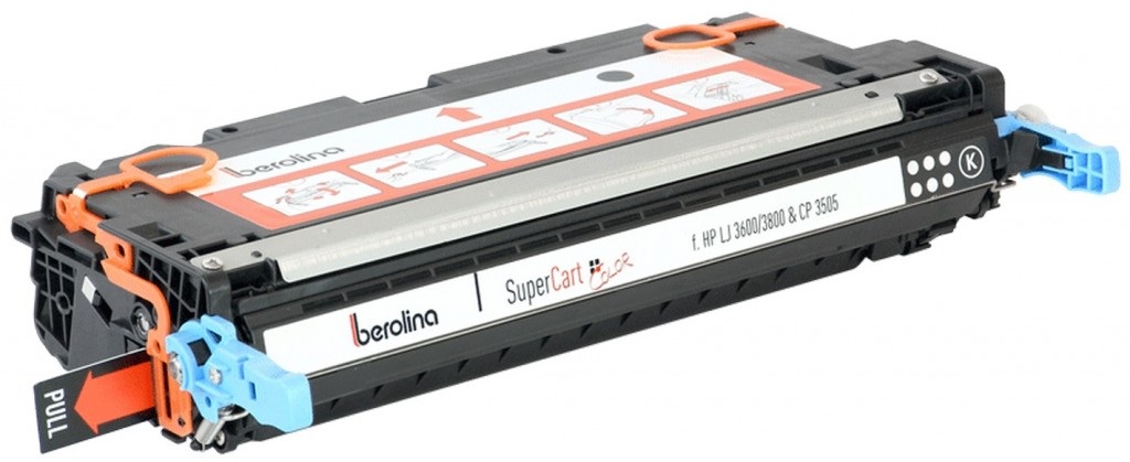 Supercart Berolina para HP Color Laserjet 3505