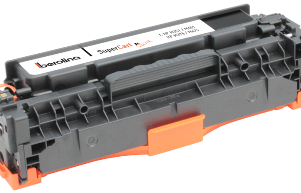 Cartucho Berolina para HP LaserJet Pro 300 – Pro 400