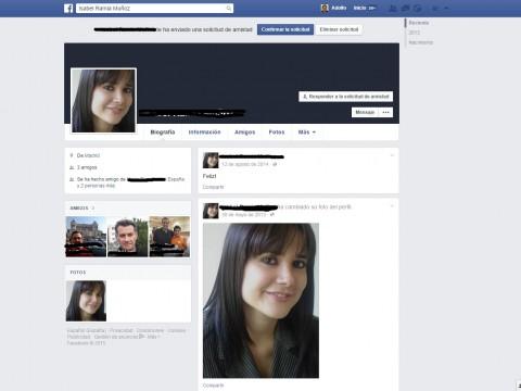 facebook perfiles falsos