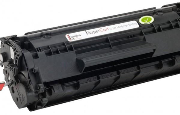 Cartucho Berolina para HP Laserjet Q2612A